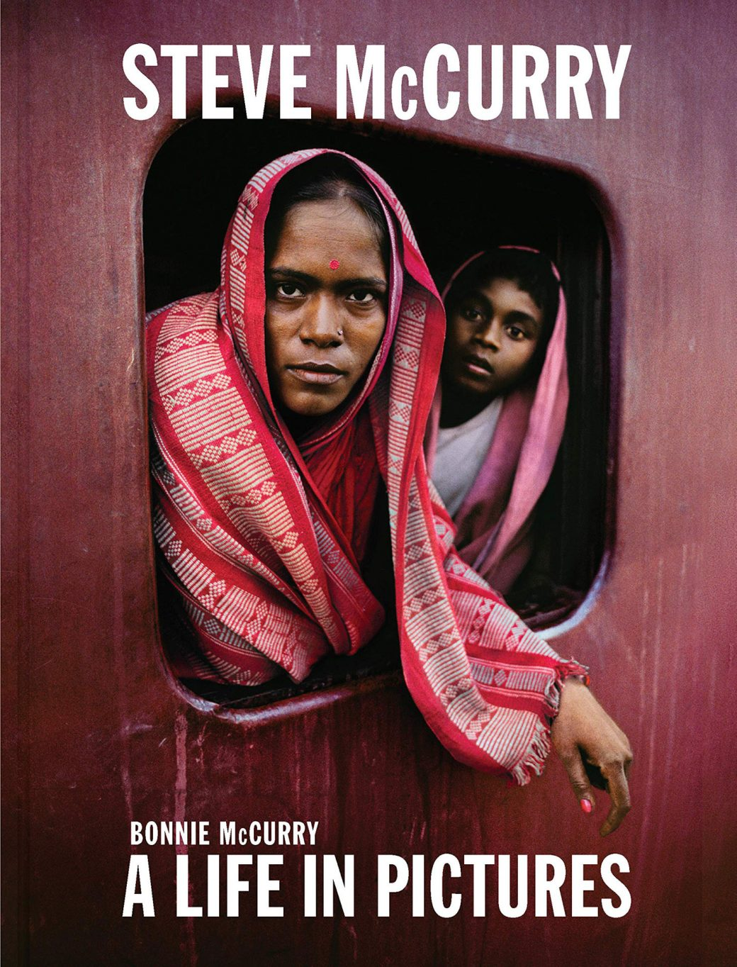 A life in pictures McCurry Book