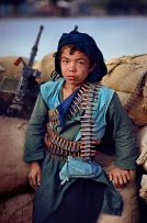 Young soldier in Kabul