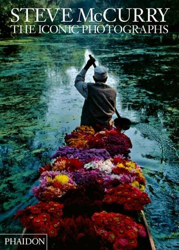 Iconic photographs McCurry Book