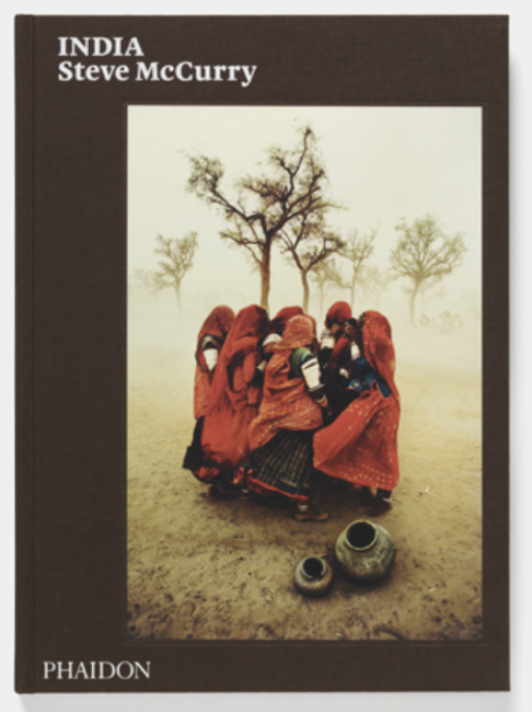 India McCurry Book