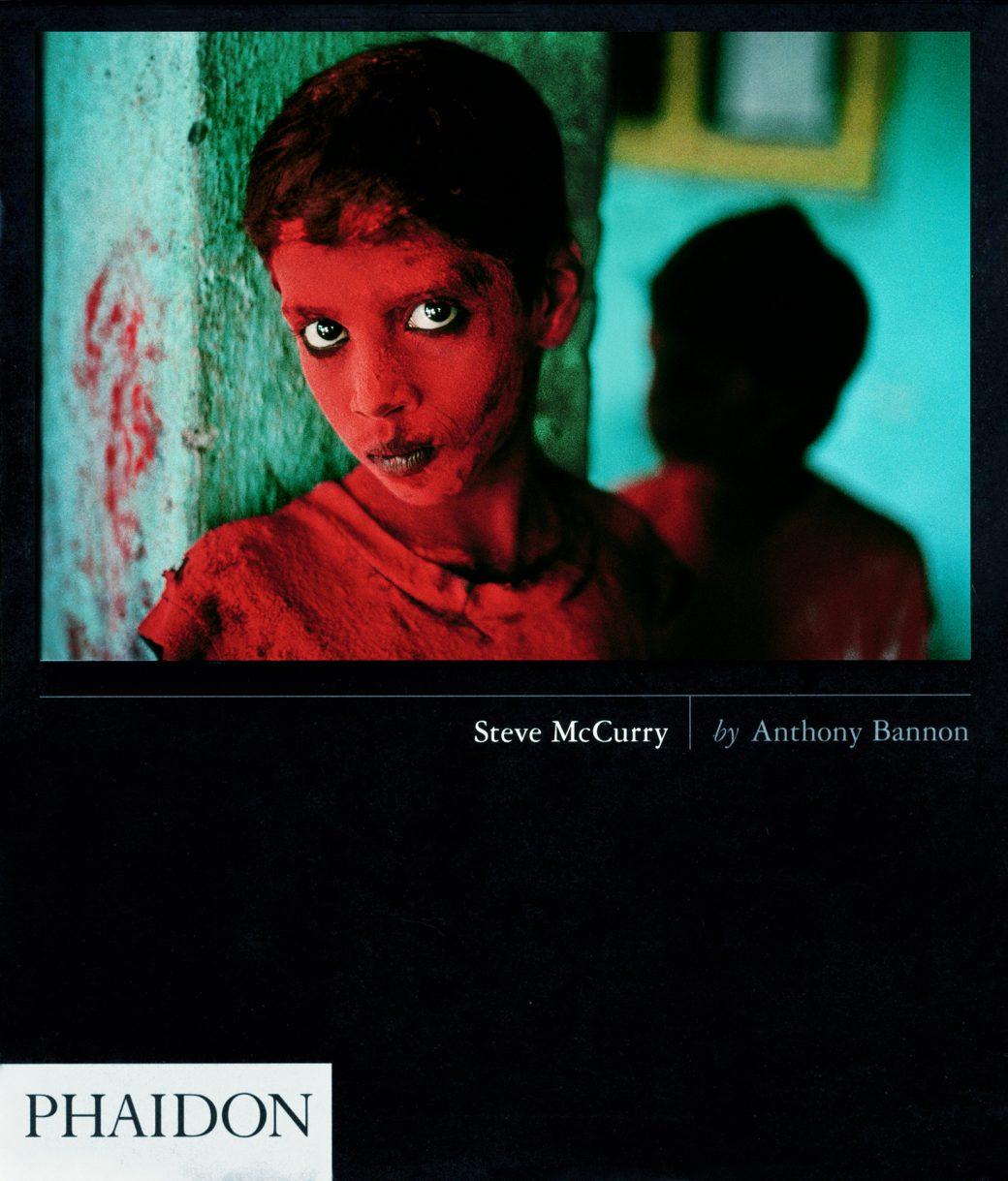 Steve McCurry Book