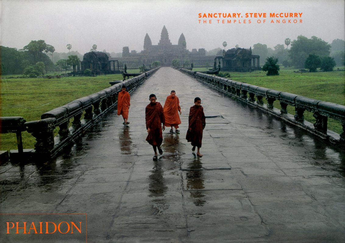Sanctuary McCurry Book
