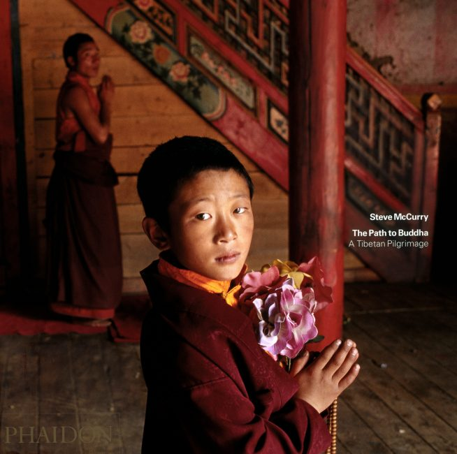 The Path to Buddah McCurry Book