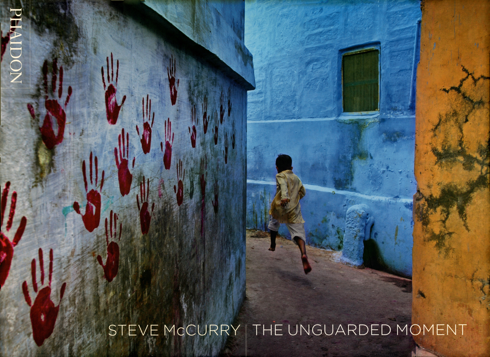 The Unguarded Moment McCurry Book