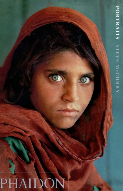 Portraits McCurry book