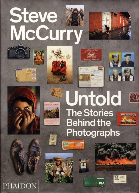 Untold McCurry Book