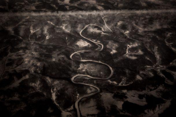 Aerials of Siberia. March 2010