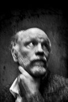 John Malkovich portrait