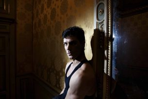 Roberto Bolle Portrait