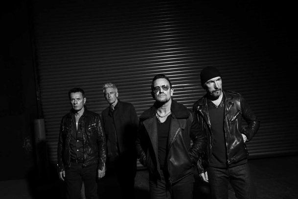 U2 in New York City