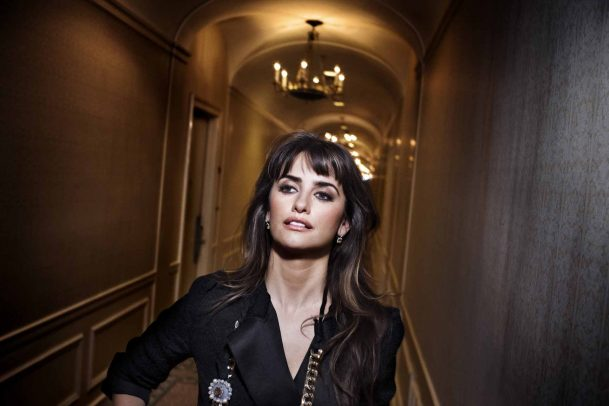 Penelope Cruz portrati