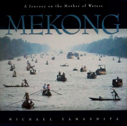 Yamashita Mekong Book cover