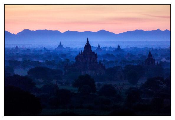 Dario Mitidieri Sunrise Bagan