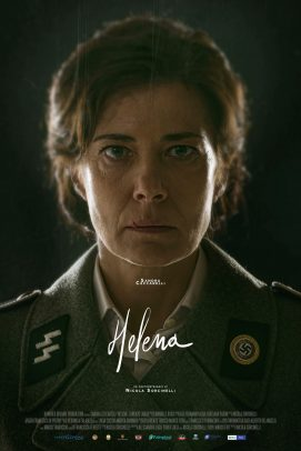 promotional poster for the film Helena