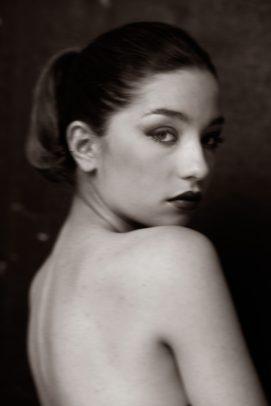 portrait by Eolo Perfido