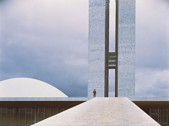 buildings in Brazilia