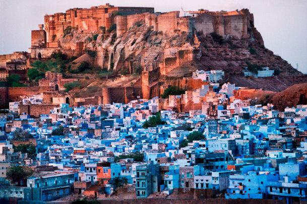 Jodhpur cityscape