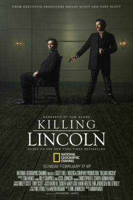 Killing Lincoln poster by Joey L.