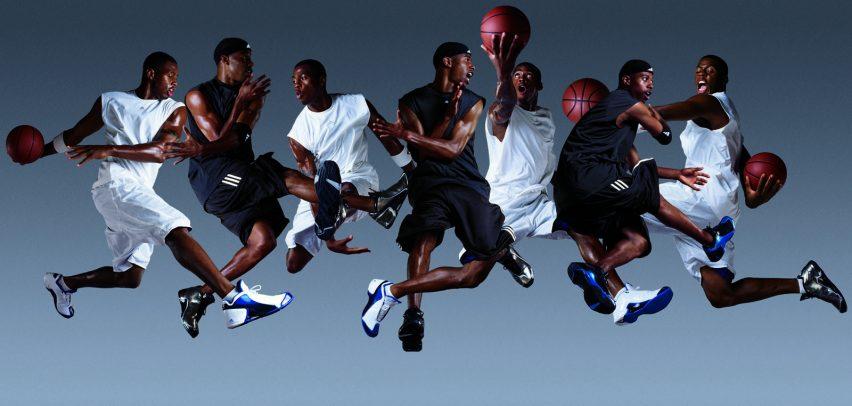 adidas advertising by Howard Schatz
