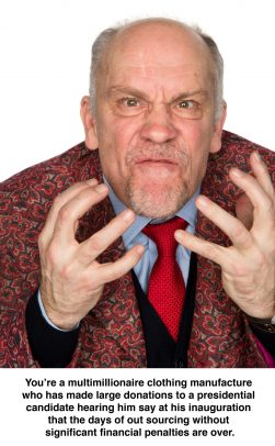 John Malkovich In Character for In Character by Howard Schatz