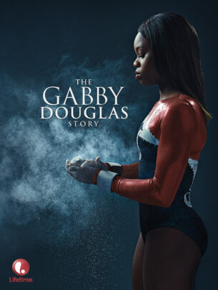 movie poster of Gabby Douglas by Joey L