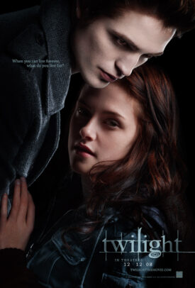 Twilight adversiting film poster by Joey L.