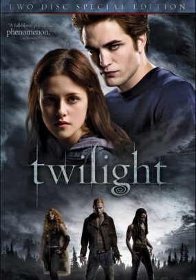 advertising poster for Twilight by Joey L.