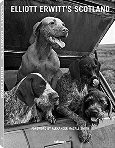 erwitt scotland book cover