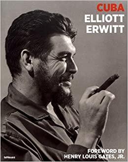 cuba elliott erwitt book cover with Che Guevara