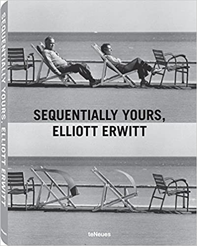 elliott erwitt sequentially yours book cover