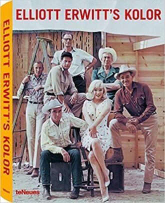 elliott erwitt kolor book cover