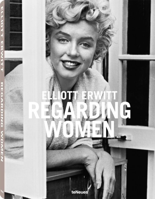 regarding women elliott erwitt book cover