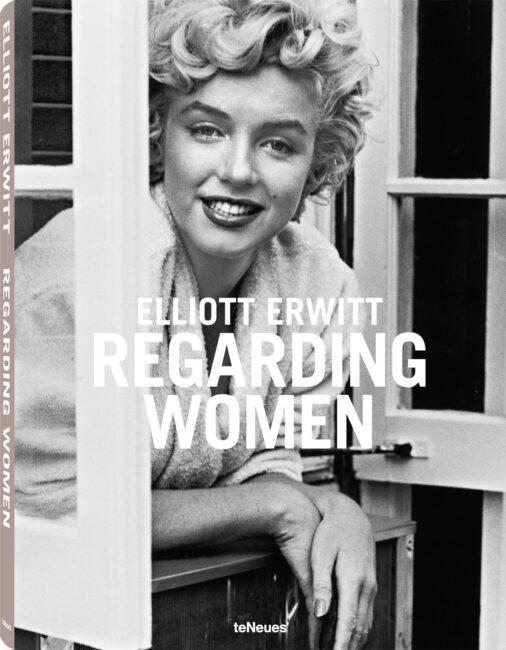 regarding women elliott erwitt book cover