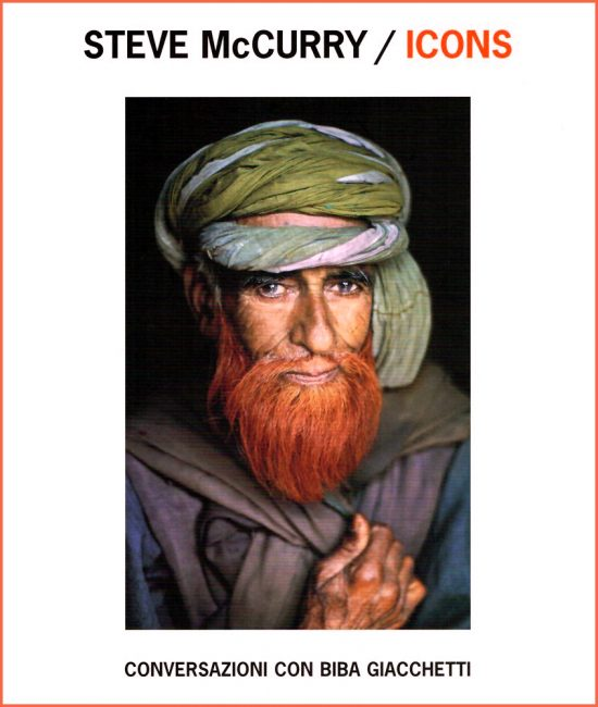 cover Steve McCurry Icons book