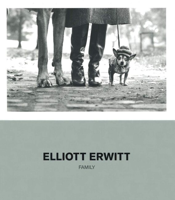 Erwitt Family Catalog Cover