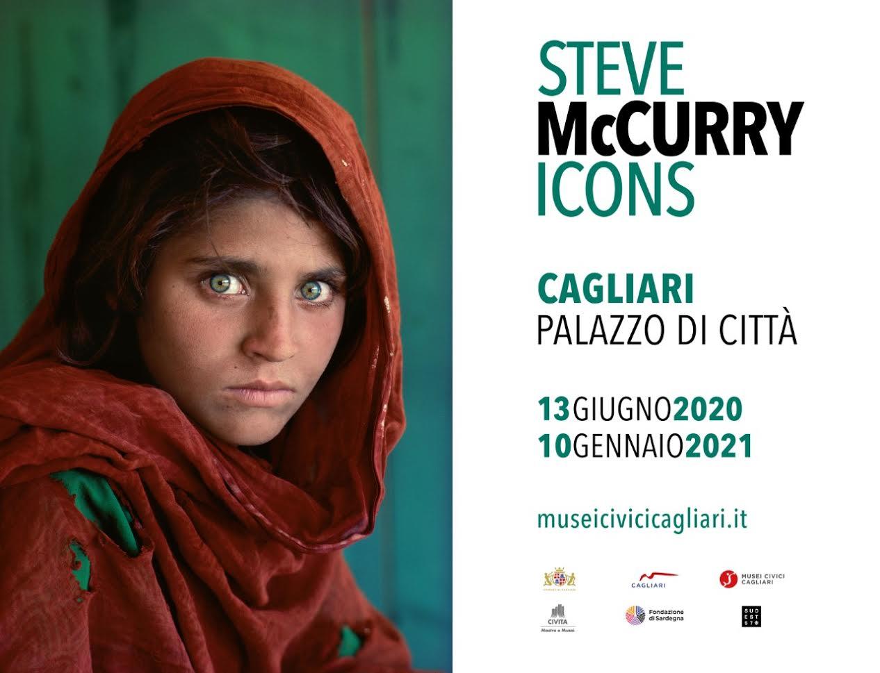 Steve McCurry Icons - Palazzo di Città, Cagliari | Sudest57