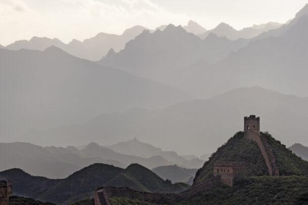 The Jinshanling Wall
