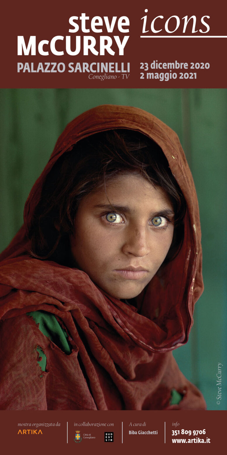 Mostra McCurry Icons Conegliano