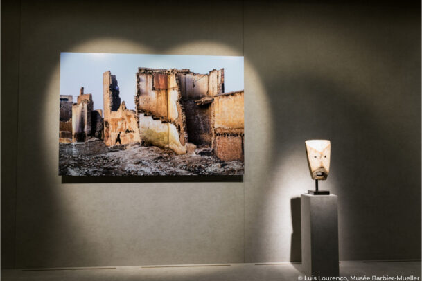 Steve McCurry Wabi sabi Installation